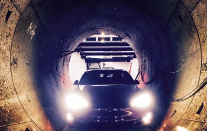 تونل پرسرعت زیرزمینی از اول زمستان افتتاح می شود