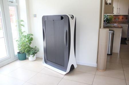 این دستگاه خانگی همزمان ۱۲ لباس را در ۳ دقیقه اتو میکند