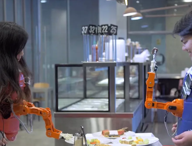 دیگر هوش مصنوعی در مورد تغذیه شما تصمیم می گیرد