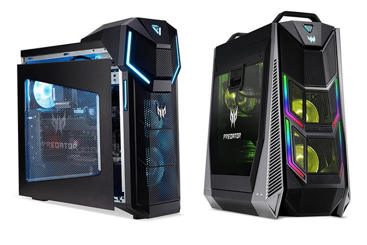 کامپیوترهای گیمینگ جدید سری Predato رونمایی شد