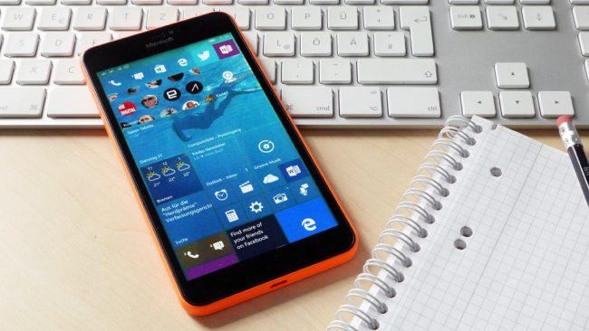 بیلد ویندوز 10 جدید کاربران موبایل ماکروسافت ارائه شد!