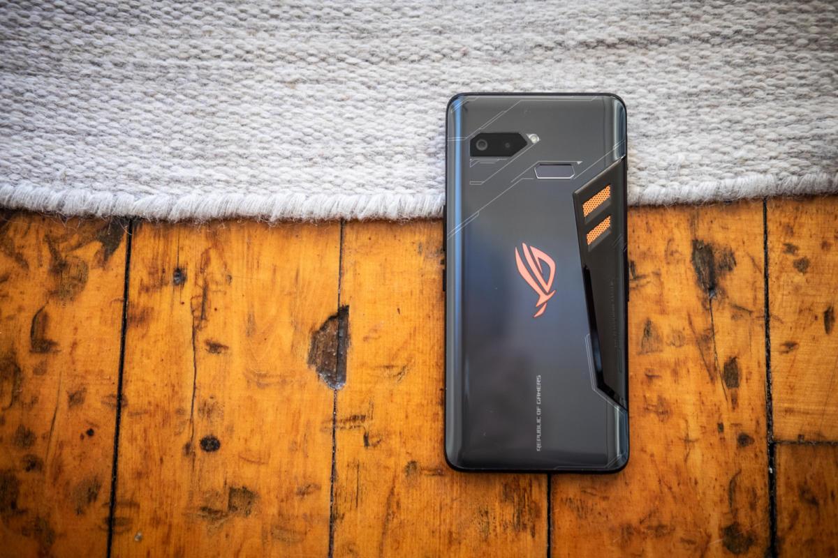 گوشی ROG Phone II