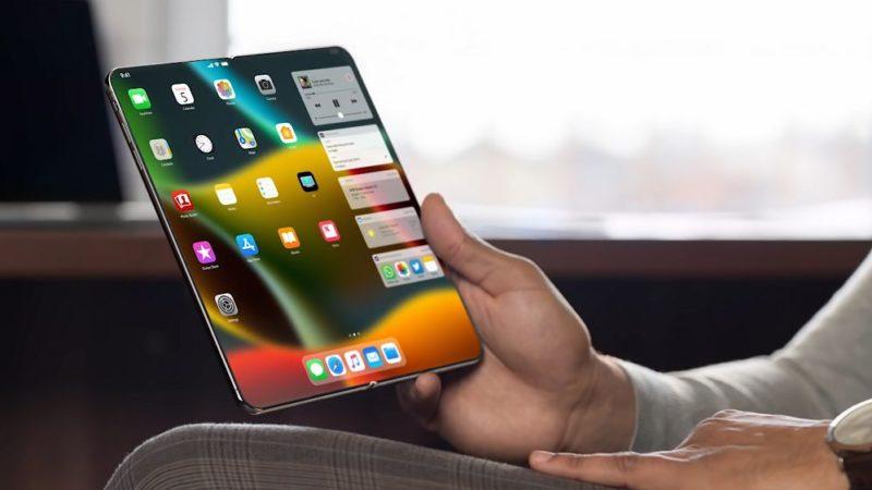 اپل هم موبایلی با صفحه نمایش تاشو ارائه خواهد کرد؟