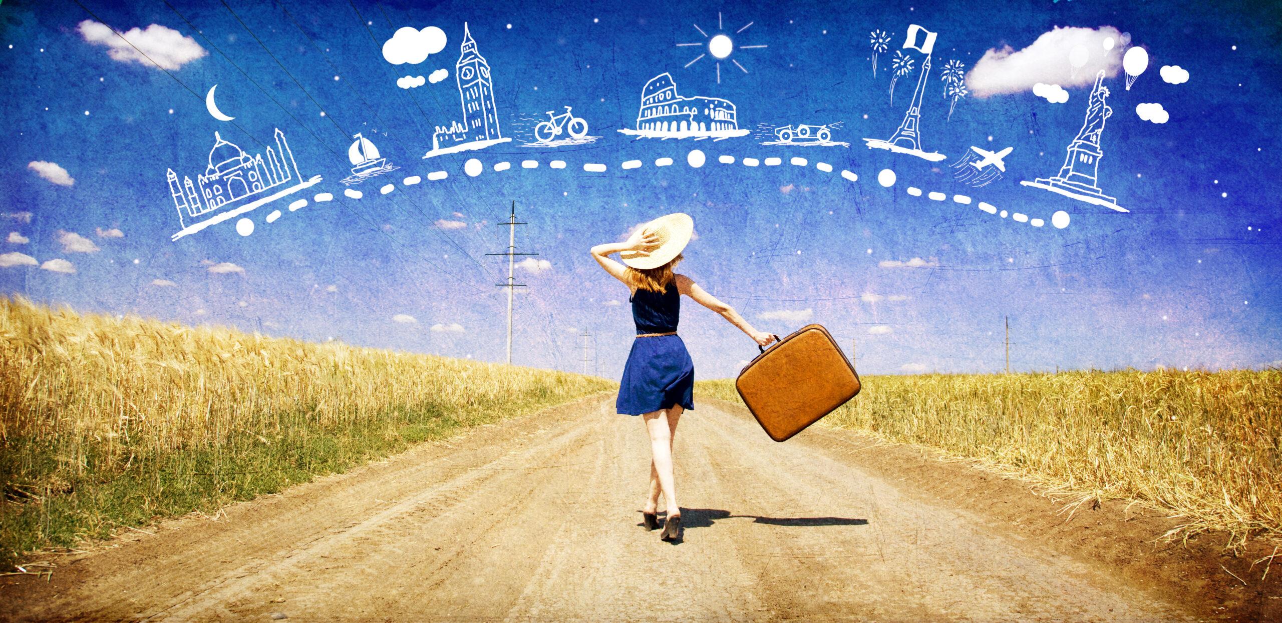 ایده هایی برای تولید محتوا در سایت های سفر و گردشگری